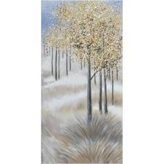 "InArt Πίνακας ""Δέντρα"" σε Καμβά 120x80cm"