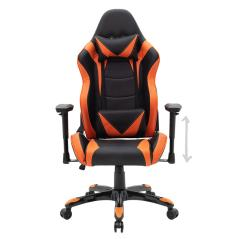 Καρέκλα γραφείου Russel-Gaming SUPREME QUALITY pu μαύρο-πορτοκαλί