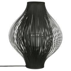 Yisa Φωτιστικό E27 μαύρο Φ34x45cm