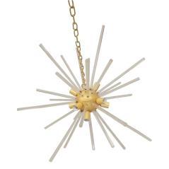 Estrella Φωτιστικό οροφής Χρυσό Μέταλλο 82x82x74cm