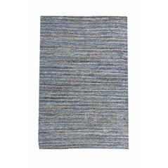 COPLIN Χαλί Μπλε-Φυσικό Ύφασμα 160x230cm