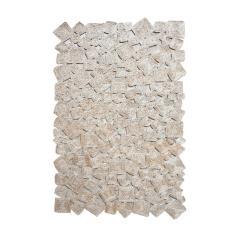 Minya Χαλί Φυσικό Ύφασμα 120x180cm