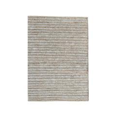 ESTELLA Χαλί δερμάτινο χρώμα stone 120x180cm