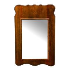 Καθρέπτης τοίχου Καφέ Ξύλο 60x90cm